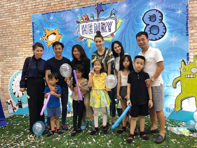 Dù gia đình ly tán, Subeo vẫn được tận hưởng 5 sinh nhật trọn vẹn với sự hiện diện của cả bố lẫn mẹ - Ảnh 10.