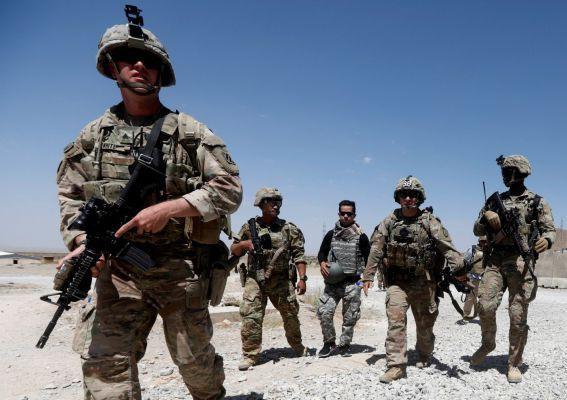 2 binh sĩ thiệt mạng bí ẩn ở Afghanistan: Mỹ cố tình che giấu danh tính kẻ thủ ác? - Ảnh 1.
