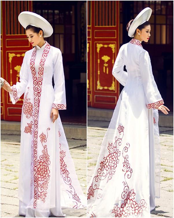Việt Nam phong tục: Cô dâu đi đường phải cài cây kim vào áo, tại sao lại vậy? - Ảnh 4.