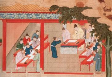 Chiêu trò gian lận thi cử ở Trung Quốc xưa: Vải thưa nhưng che được mắt Thánh - Ảnh 2.