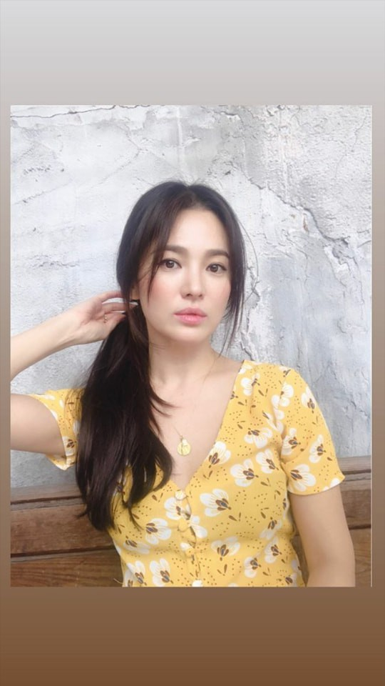 Bất ngờ với diện mạo lạ lùng của Song Hye Kyo sau khi tin ly hôn Song Joong Ki được phủ nhận, ai cũng phải xuýt xoa - Ảnh 3.