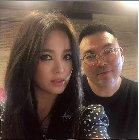 Bất ngờ với diện mạo lạ lùng của Song Hye Kyo sau khi tin ly hôn Song Joong Ki được phủ nhận, ai cũng phải xuýt xoa - Ảnh 4.