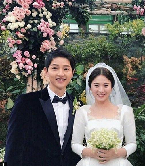 NÓNG: Cặp đôi vàng Hàn Quốc Song Joong Ki và Song Hye Kyo chính thức ly h.ôn gây ch.ấn đ.ộng - Ảnh 1.