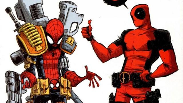 10 sự thật thú vị về bộ đôi oan gia ngõ hẹp Deadpool và Spider-Man của Marvel - Ảnh 1.