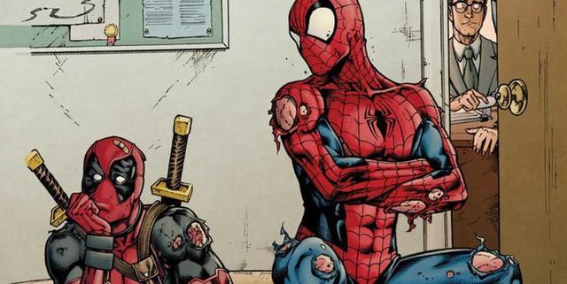 10 sự thật thú vị về bộ đôi oan gia ngõ hẹp Deadpool và Spider-Man của Marvel - Ảnh 2.