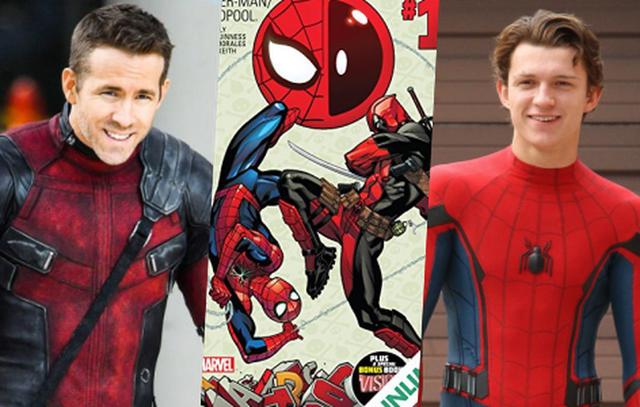 10 sự thật thú vị về bộ đôi oan gia ngõ hẹp Deadpool và Spider-Man của Marvel - Ảnh 5.