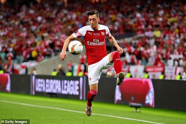 mesut ozil - photo 1 15617922912871934564210 - Không có đại gia nào ngỏ lời, Mesut Ozil buộc phải ở lại Arsenal