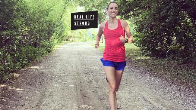 Vượt lên số phận, nữ vận động viên 32 tuổi mắc ung thư đã làm nên điều kỳ diệu - Ảnh 1.