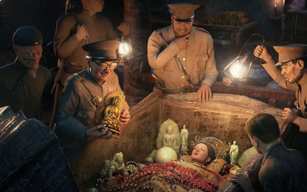 Bí ẩn báu vật vô giá mà mộ tặc quên lấy trong lăng mộ Từ Hy thái hậu - Ảnh 3.