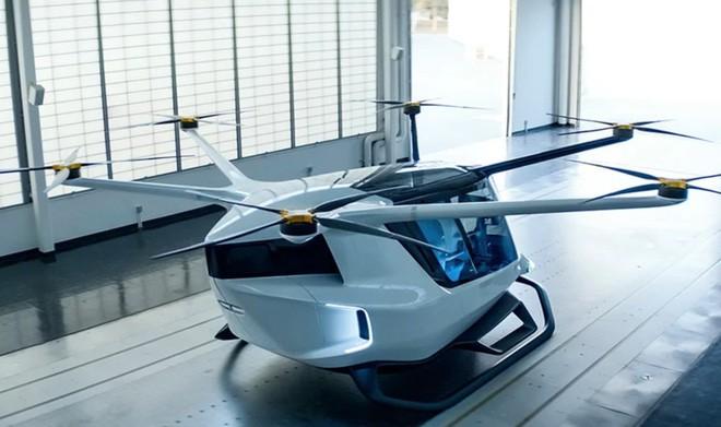 Tương lai của ngành công nghiệp vận chuyển chính là những chiếc drone chạy bằng nhiên liệu hydro này đây - Ảnh 2.