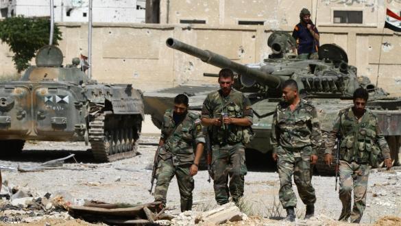 Quân đội Syria có bước đột phá quan trọng - Thắng lớn nhất trong nhiều ngày qua? - Ảnh 8.