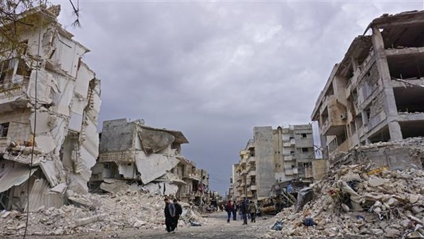 Quân đội Syria có bước đột phá quan trọng - Thắng lớn nhất trong nhiều ngày qua? - Ảnh 5.