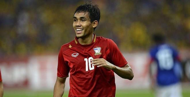 Sau tiểu Messi, Thái Lan có nguy cơ mất thêm trọng pháo trước trận gặp Việt Nam - Ảnh 1.
