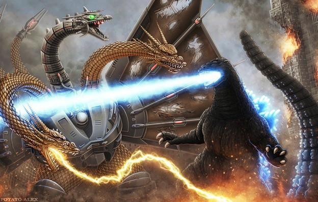 Tiết lộ kẻ thù chung cực kì nguy hiểm của Godzilla và Kong ngay đoạn kết Godzilla: Đế Vương Bất Tử - Ảnh 3.