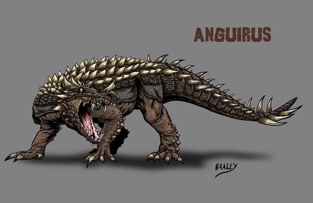 Bạn biết gì về Anguirus – con quái vật đáng sợ trong thế giới Godzilla? - Ảnh 4.
