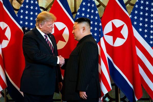 Gặp ông Kim Jong-un tại biên giới liên Triều, Tổng thống Trump có thể lần đầu bước sang đất Triều Tiên  - Ảnh 1.