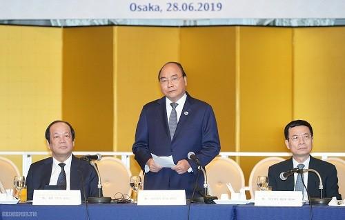 G20 và vị thế Việt Nam - Ảnh 7.