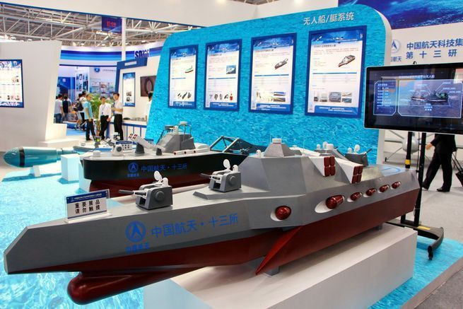 Biển Đông dậy sóng: Tàu Robot tấn công của Trung Quốc đang dọa ai? - Ảnh 1.