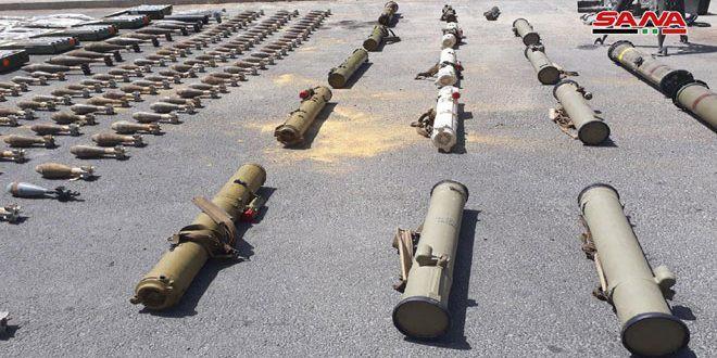 Quân đội Syria thắng lớn, phiến quân sụp đổ hàng loạt - Máy bay trinh sát Mỹ đột ngột xuất hiện - Ảnh 14.