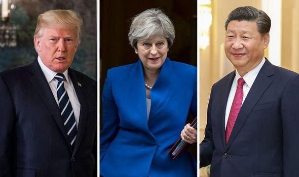 Liên tục tới thăm các đồng minh xuyên châu lục, ông Trump sắp tung đòn hợp vây nhằm vào TQ? - Ảnh 2.