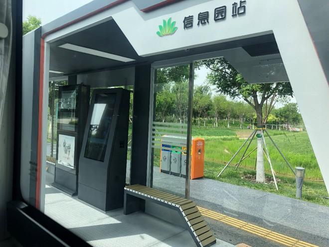 Đây là những gì bạn sẽ cảm nhận khi được sống ở Thành phố thông minh tại Trung Quốc - Ảnh 1.