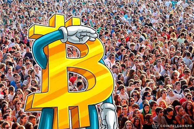 Bitcoin tăng giảm thất thường, đừng chạy theo kẻo chết vì những lý do sau đây! - Ảnh 2.
