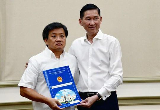 Chủ tịch Nguyễn Thành Phong nói về việc điều chuyển ông Đoàn Ngọc Hải - Ảnh 2.