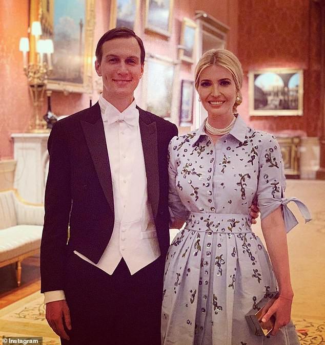 Cuộc đọ sắc được mong chờ nhất đã diễn ra: Công nương Kate và Ivanka Trump lần đầu tiên chạm trán nhau với hai phong cách hoàn toàn khác biệt - Ảnh 4.