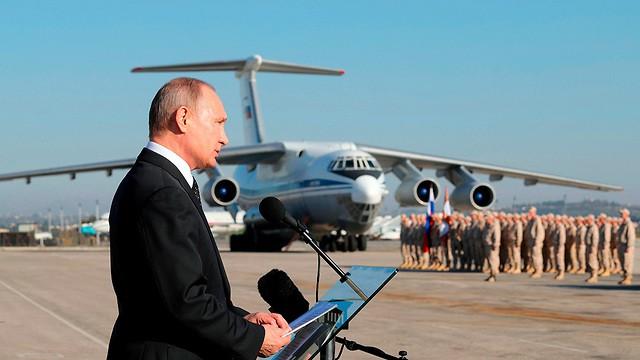 Thông điệp bất ngờ Nga dành cho Iran ở Syria - Ảnh 2.