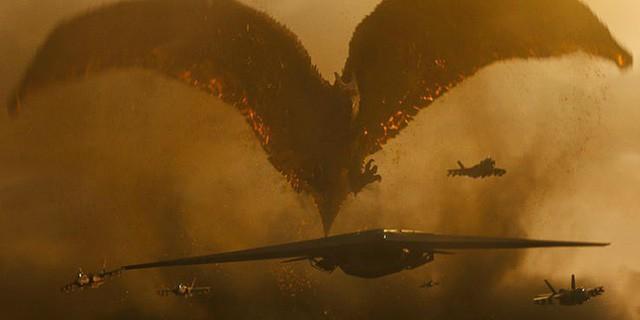 8 quái thú nổi bật xuất hiện trong Godzilla: King of The Monsters khiến các fan ấn tượng không thể quên - Ảnh 3.