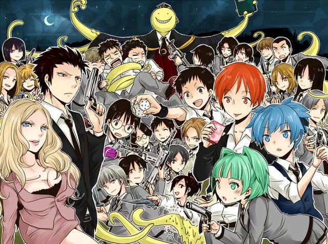 Trong 2058 ngày cặp đôi Sanji và Zoro xa cách đã có 10 manga nổi tiếng kết thúc, thế giới đúng là xoay chuyển từng ngày! - Ảnh 6.