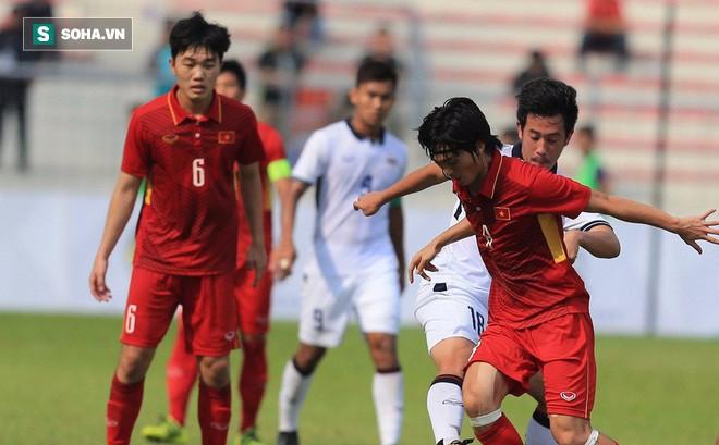 Được thầy Park hứa 80% ra sân, Tuấn Anh nhận thêm liều doping tinh thần từ Việt Nam - Ảnh 1.