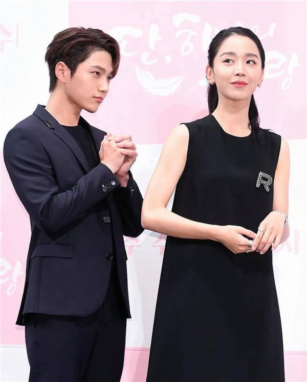 Sứ mệnh cuối của thiên thần: Khán giả phấn khích với cảnh hôn ngọt ngào của Shin Hye Sun - L (Infinite) - Ảnh 3.