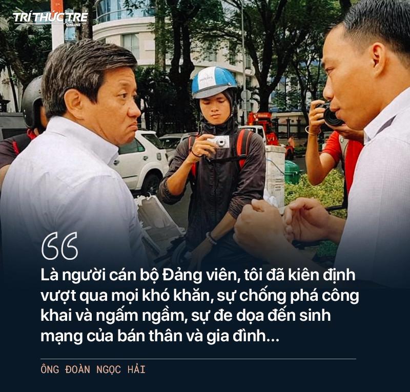 Ông Đoàn Ngọc Hải: Từ cuộc chiến dẹp vỉa hè năm 2017 đến 2 lần từ chức - Ảnh 21.