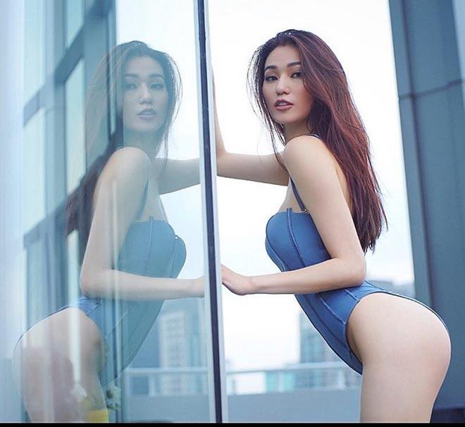 Hai người đẹp từng tố Trường Giang tán tỉnh đua nhau tung ảnh nóng bỏng - Ảnh 8.