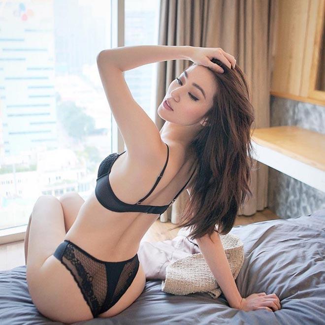 Hai người đẹp từng tố Trường Giang tán tỉnh đua nhau tung ảnh nóng bỏng - Ảnh 9.