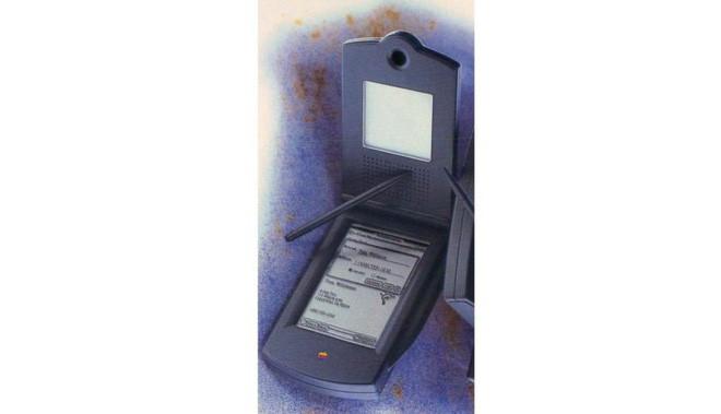 20 năm trước, chiếc điện thoại di động tích hợp camera đầu tiên đã ra đời như thế nào? - Ảnh 1.