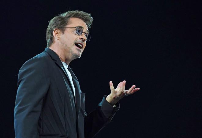 Tài tử thủ vai Iron Man - Robert Downey Jr. muốn làm sạch Trái đất bằng công nghệ nano - Ảnh 1.
