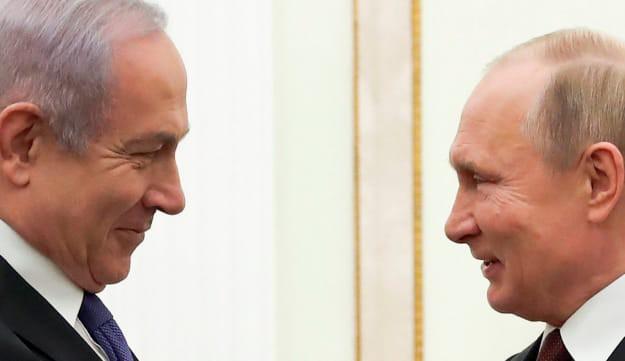 Mỹ-Israel sẽ phải ngã giá như thế nào để Nga đồng ý trở mặt, chống Iran? - Ảnh 3.