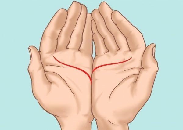 Xem bói đường tình duyên bằng cách đặt hai bàn tay cạnh nhau - Ảnh 2.