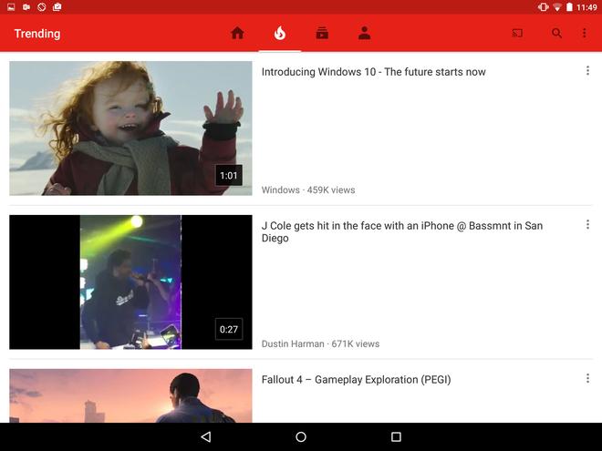 iPadOS: Khi Apple đi ngược thời đại và cái cười khẩy dành cho Google - Ảnh 1.