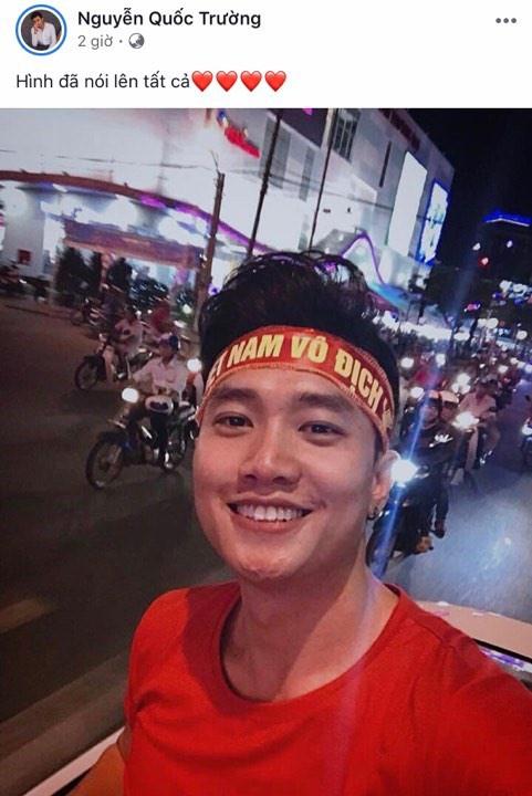 Vũ Về nhà đi con và dàn sao Việt ăn mừng ĐT Việt Nam thắng Thái Lan - Ảnh 3.