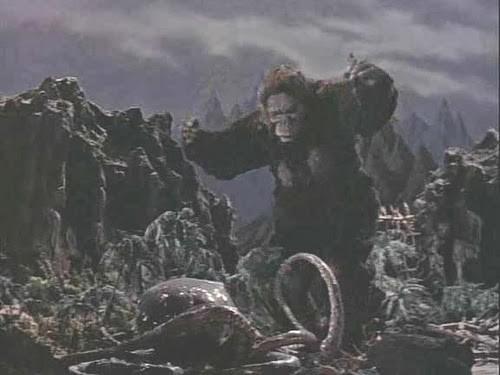 Bạch tuộc khổng lồ Daidako: Con quái vật sẽ sớm chạm trán với Godzilla trong tương lai? - Ảnh 3.