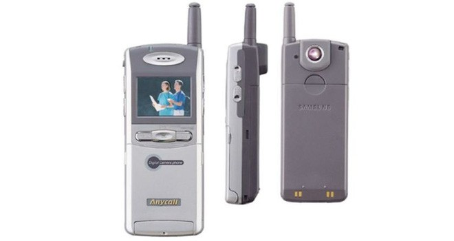 20 năm trước, chiếc điện thoại di động tích hợp camera đầu tiên đã ra đời như thế nào? - Ảnh 4.