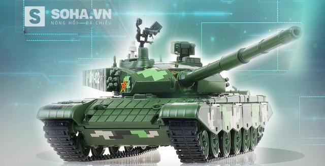 Trung Quốc đứng số 1 thế giới về số lượng xe tăng nhưng phải xấu hổ vì điều này? - Ảnh 6.