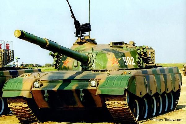 Trung Quốc đứng số 1 thế giới về số lượng xe tăng nhưng phải xấu hổ vì điều này? - Ảnh 4.