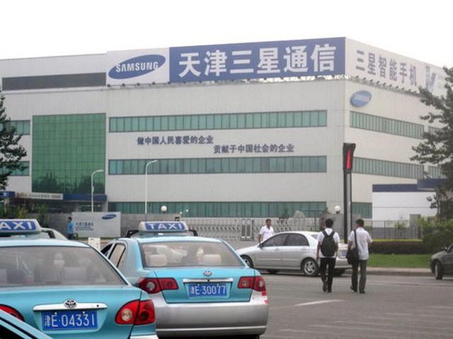 Samsung cắt giảm sản xuất smartphone tại Trung Quốc - Ảnh 1.