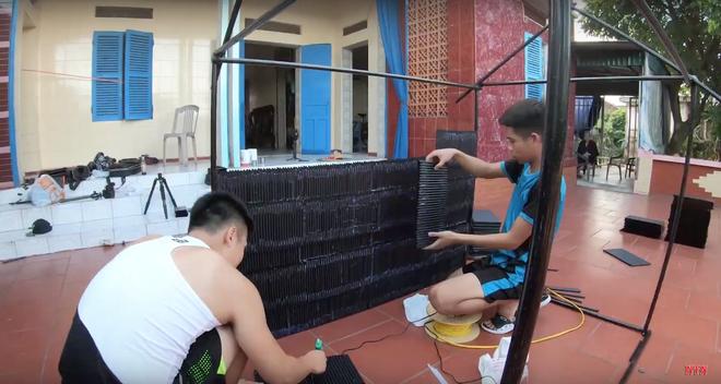 Vlogger đặt mua 5.000 ống hút để làm nhà khổng lồ câu view, cộng đồng bức xúc: Số lượng nhựa này sẽ đi về đâu? - Ảnh 4.