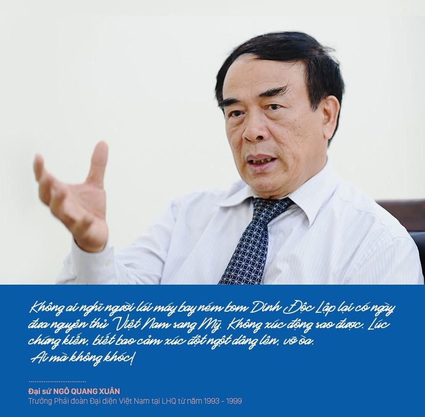 """Nước mắt Đại sứ Việt Nam trên đất Mỹ và hành trình 10 năm """"xếp gạch"""" vào Hội đồng bảo an Liên Hợp Quốc - Ảnh 7."""