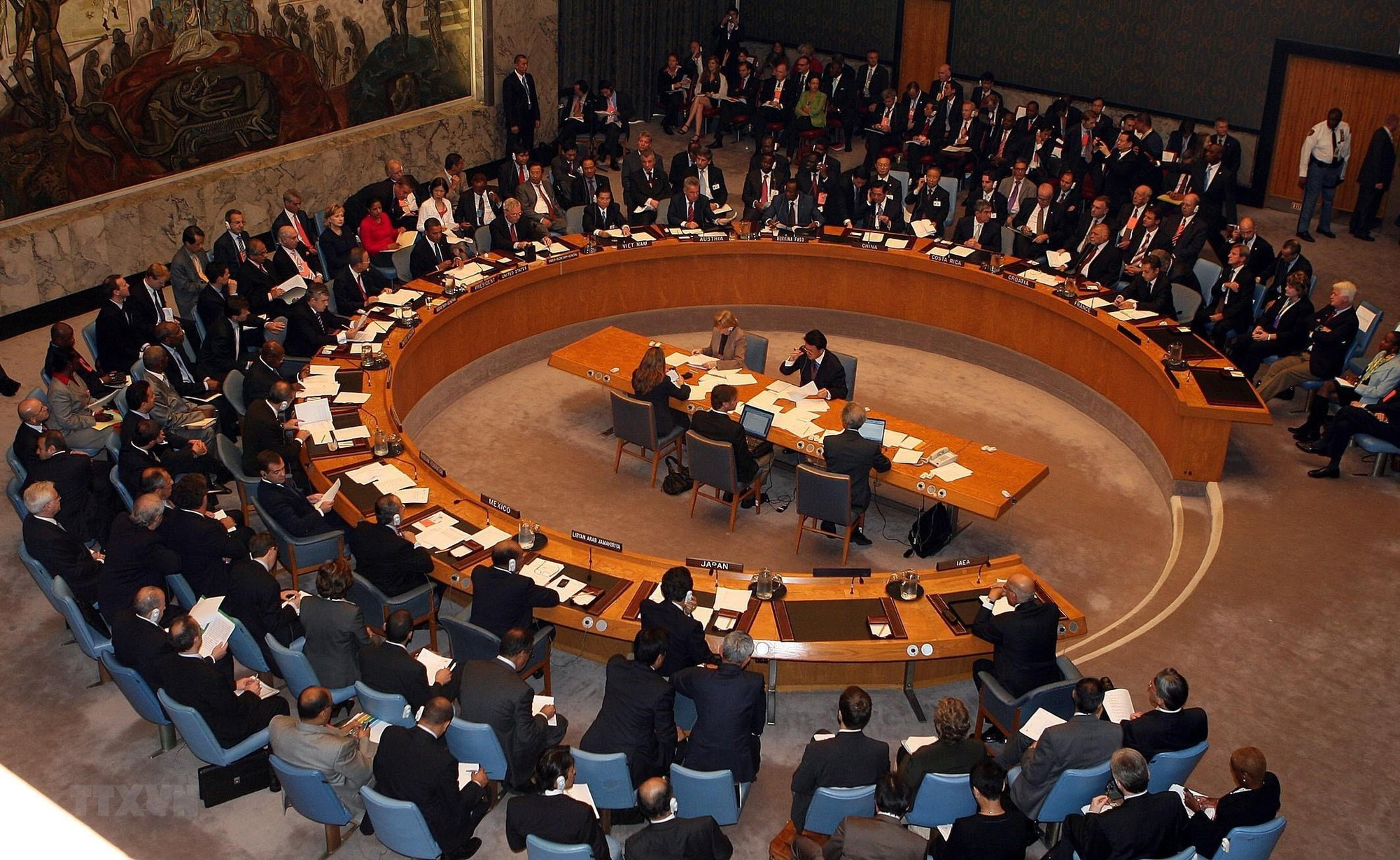 """Nước mắt Đại sứ Việt Nam trên đất Mỹ và hành trình 10 năm """"xếp gạch"""" vào Hội đồng bảo an Liên Hợp Quốc - Ảnh 8."""